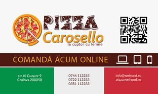 Web Design Restaurant Pizzerie