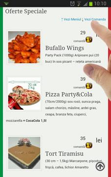 web restaurant comanda