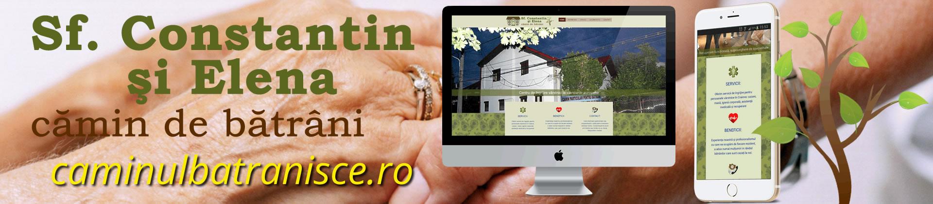 website 058 responsive caminul batrani sfintii constantin si elena